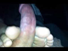 footjob